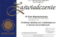 XXV Ogólnopolskie Sympozjium Neonatalogiczne